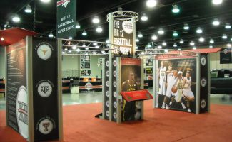 Trade Show Booth for The Colonnade Group