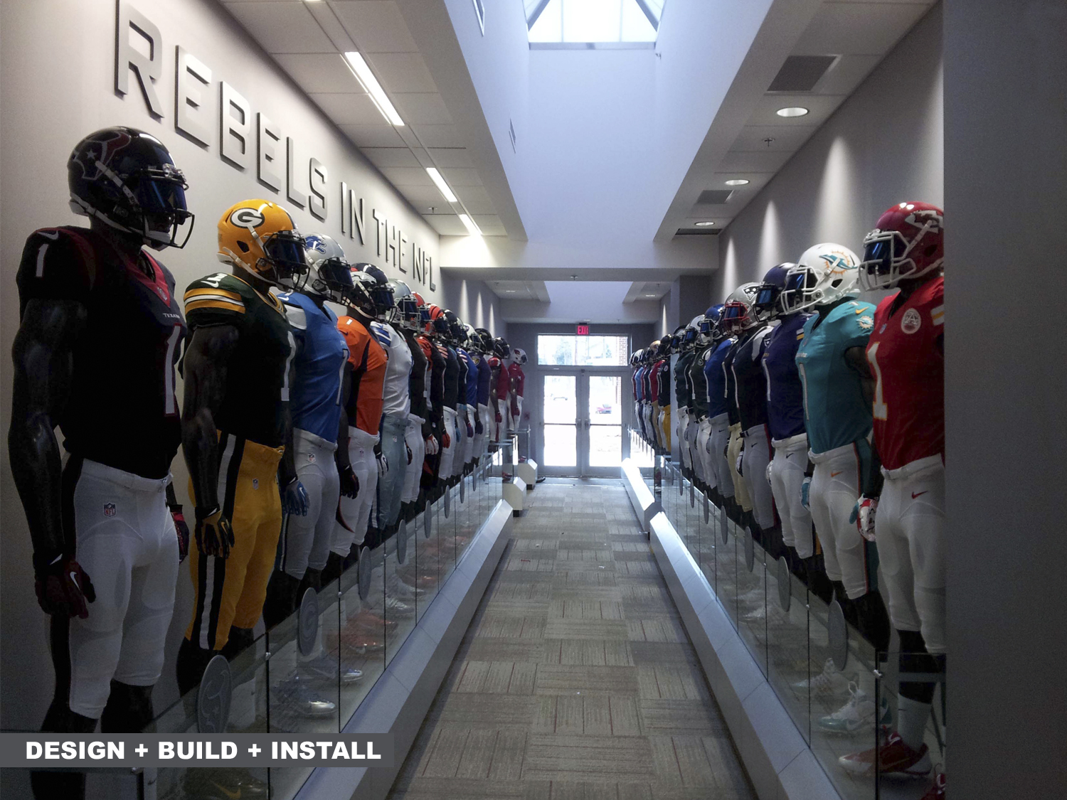 University of Mississippi – Olivia and Archie Manning Performance Center